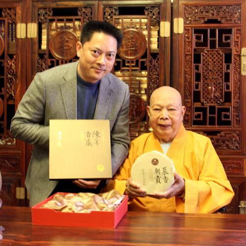 谭伟中,安化黑茶的古艺传承者