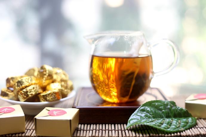 安化黑茶能治胃病吗图片