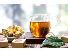 安化黑茶茯茶上的金花是怎么回事?是一种对人体有益的益生菌