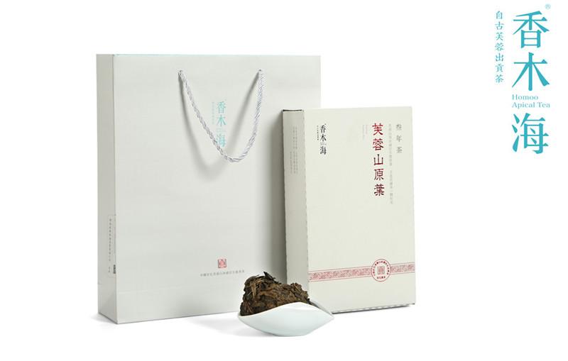 芙蓉山一级茯砖(叁年茶)