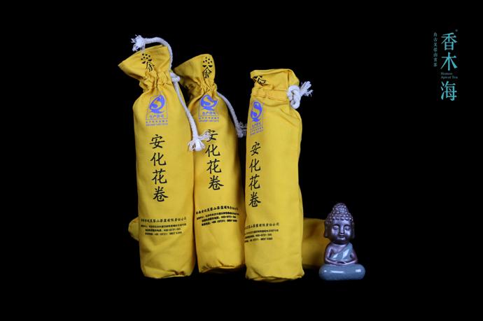 安化黑茶十六两花卷柱(14年)